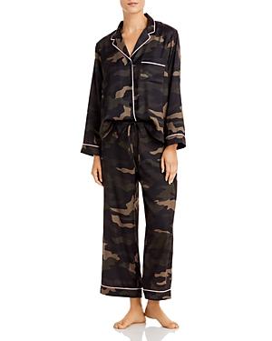 Nikki Camo Pajama Set