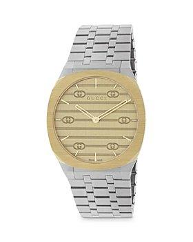 Gucci - 25H Watch, 34mm