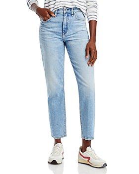rag & bone - Nina High Rise Jeans in Alexis
