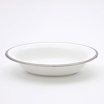 "Vera Wang - for Wedgwood ""Grosgrain"" Open Vegetable Bowl"