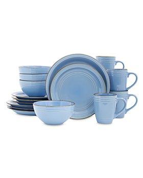 BAUM BROTHERS - Hudson 16 Piece Dinnerware Set, Service for Four