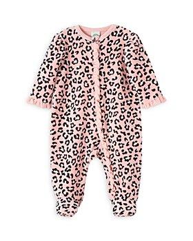 Little Me - Girls' Leopard Footie - Baby