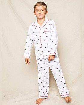Petite Plume - Unisex Holiday Journey Pajama Set - Baby, Little Kid, Big Kid
