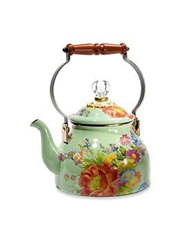 Mackenzie-Childs - Flower Market 2 Quart Tea Kettle