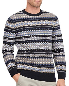 Barbour - Chase Fair Isle Sweater
