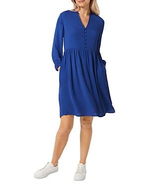 Hobbs London Jessie Crepe Dress