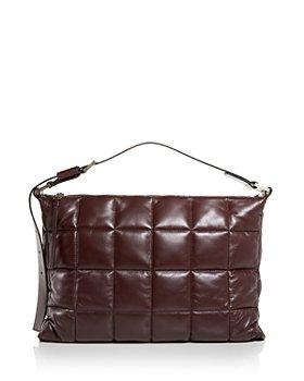 ALLSAINTS - Edbury Quilted Leather Shoulder Bag