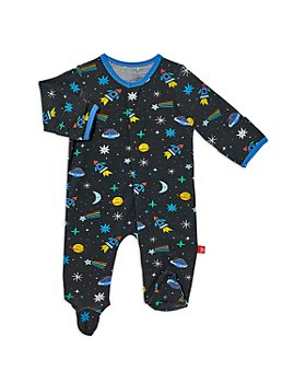 MAGNETIC ME - Boys' Space Chase Footie - Baby