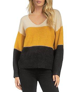 Elan - Color Blocked Sweater