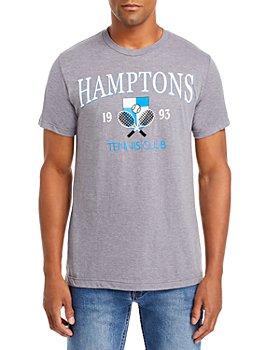 Philcos - Hamptons Tennis Club Crewneck Tee