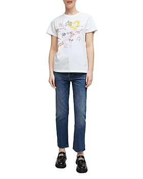 Maje - Toujours Graphic Tee