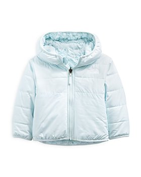 The North Face® - Unisex Reversible Mossbud Swirl Full Zip Hooded Jacket - Baby