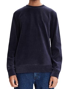 A.p.c. Remy Ribbed Corduroy Sweatshirt