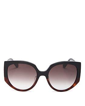 Loewe - Women's Cat Eye Sunglasses, 57mm