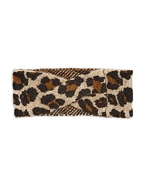 Happy Cat Knit Headband