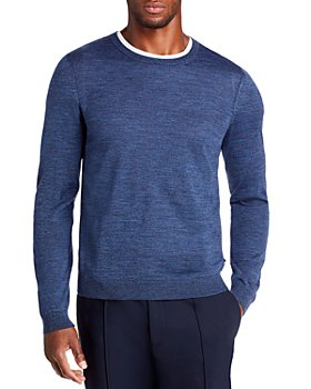BOSS - Leno-P Merino Wool Crewneck Sweater