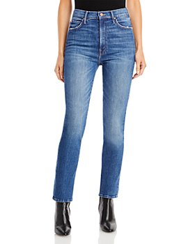 MOTHER - The Swooner Rascal Ankle Bootcut Jeans in Where Is My Mind?