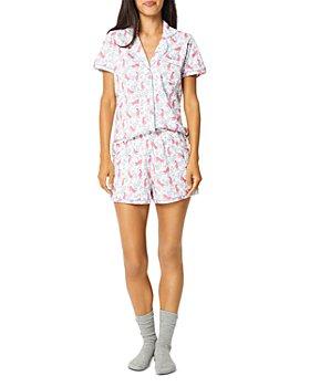 Roller Rabbit - Cheetah Garden Pajama Shorts Set