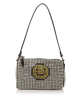 KURT GEIGER LONDON - Party Pochette Embellished Shoulder Bag