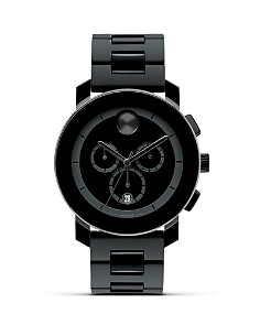 Movado BOLD Large Chronograph Watch, 43.5mm - Bloomingdale's_0