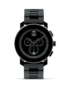 Movado BOLD - Large Chronograph Watch, 43.5mm