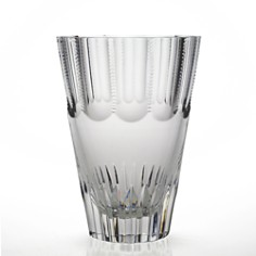 "William Yeoward Crystal - ""Karen"" Vase, 7"""