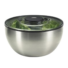 OXO Stainless Steel Salad Spinner - Bloomingdale's_0