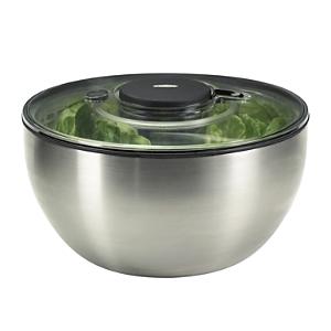 Oxo Stainless Steel Salad Spinner