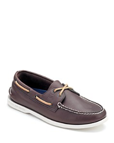 Sperry - Men's Authentic Original Two Eye Leather Boat Shoes