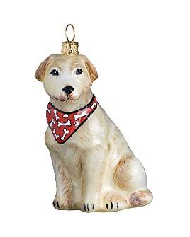 "Joy to the World - Joy to the World ""Labrador Retriever"" Holiday Ornament"