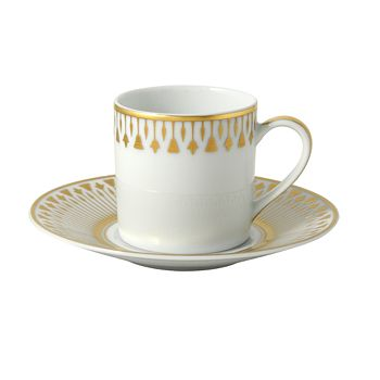 Bernardaud - Soleil Levant After Dinner Cup