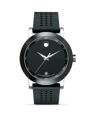 Movado Museum Sport Stainless Steel Watch, 42 mm