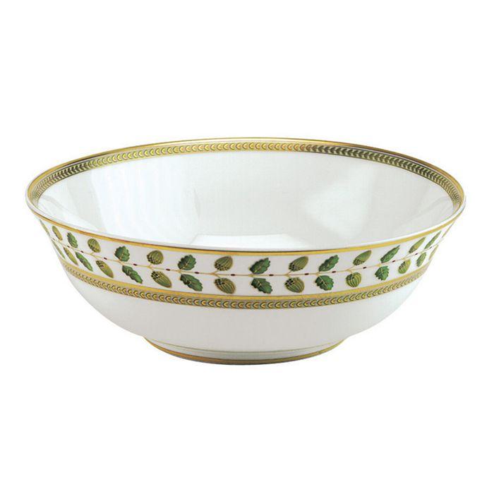 """Bernardaud - Constance Salad Bowl, 10"""""""