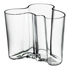 """Aalto 4.75"""" Clear Vase by Iittala - Bloomingdale's_0"""