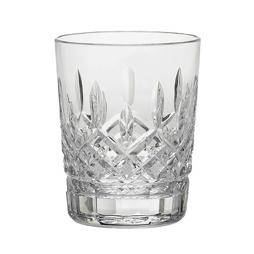 Waterford - Lismore Double Old Fashioned Glass
