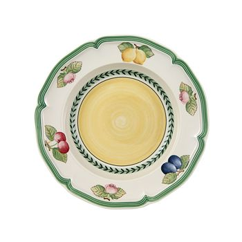 Villeroy & Boch - French Garden Rim Soup Bowl