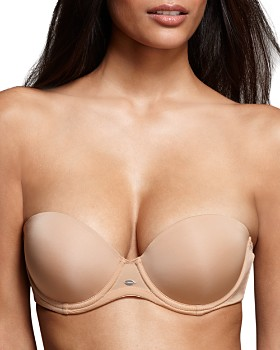 Calvin Klein - Naked Glamour Strapless Push-Up Bra