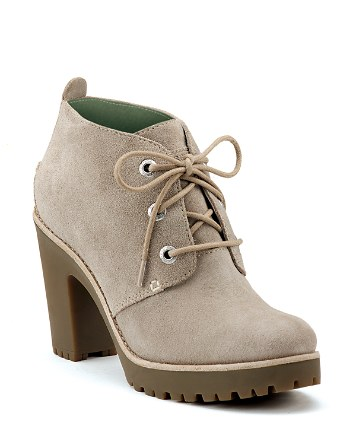 $Sperry Booties - Princeton Lace Up - Bloomingdale's