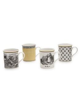 Villeroy & Boch - Audun Assorted Mugs