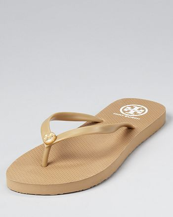 5069c6f4e0c50 Tory Burch Sandals - Thin Flip-Flop | Bloomingdale's