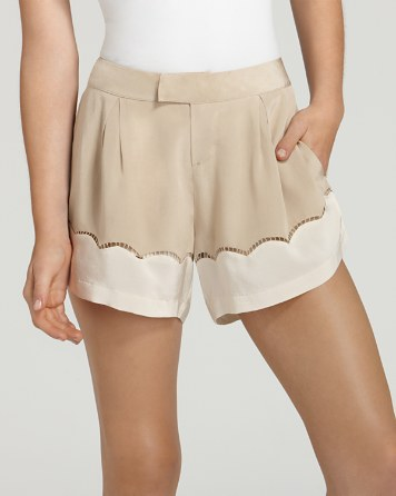 $Madison Marcus Shorts - Achieve Silk - Bloomingdale's