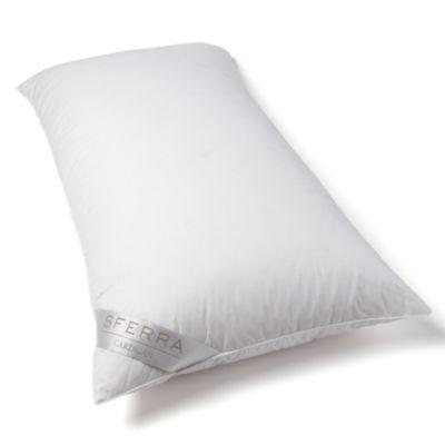 Sferra Bros Ltd. Cardigan  Soft King Pillow by Sferra