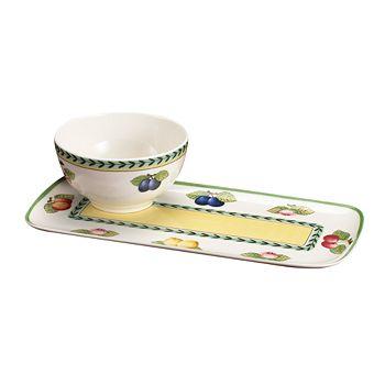 Villeroy & Boch - French Garden Soup & Sandwich Set