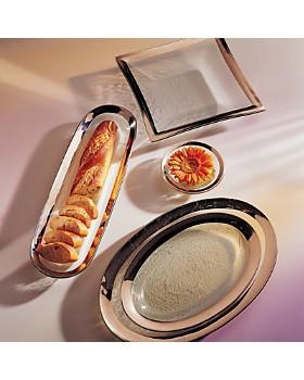 Annieglass - Roman Antique Serveware