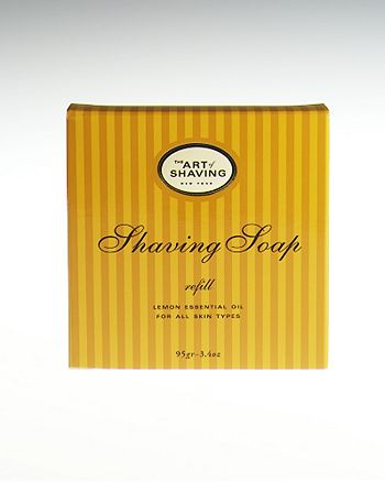 The Art of Shaving - Shaving Soap Refill-Lemon