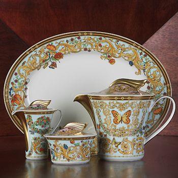 Versace - Butterfly Garden Sugar Bowl