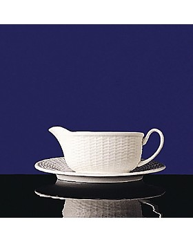 Wedgwood - Nantucket Basket Gravy Boat