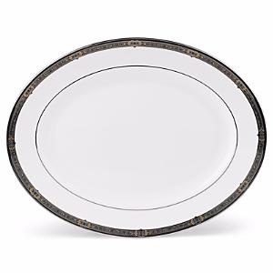 Lenox Vintage Jewel 13 Oval Platter