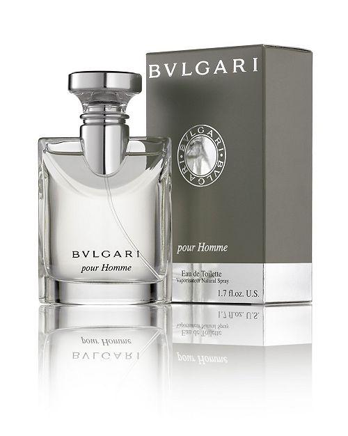 BVLGARI - Pour Homme Eau de Toilette 3.4 oz.