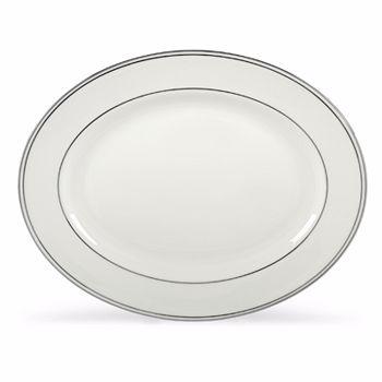 "Lenox - Federal Oval Platter, 13"""
